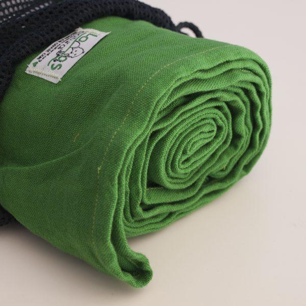 fular tejido Lomas Natural